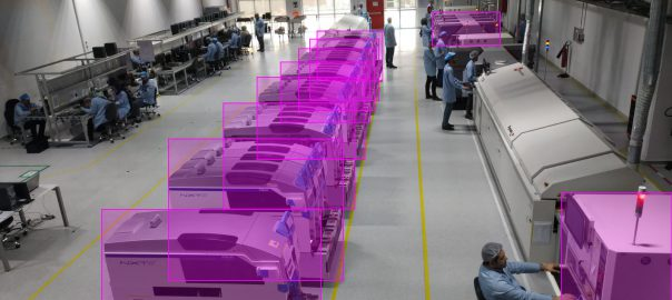 industrial automation and robotics data labeling