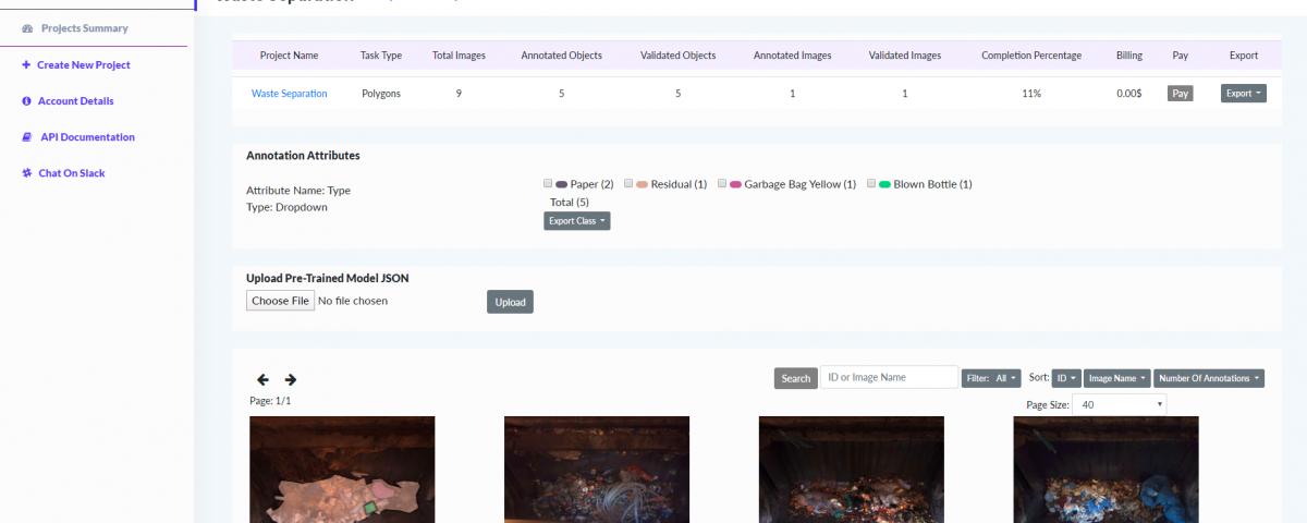 Image Annotation Platform